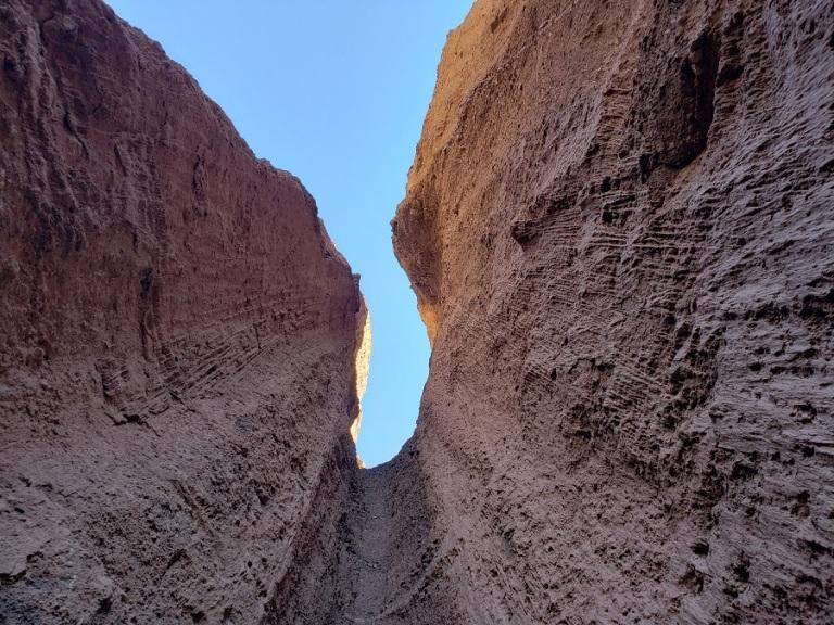 Death Valley Natural Park, Natural Bridge