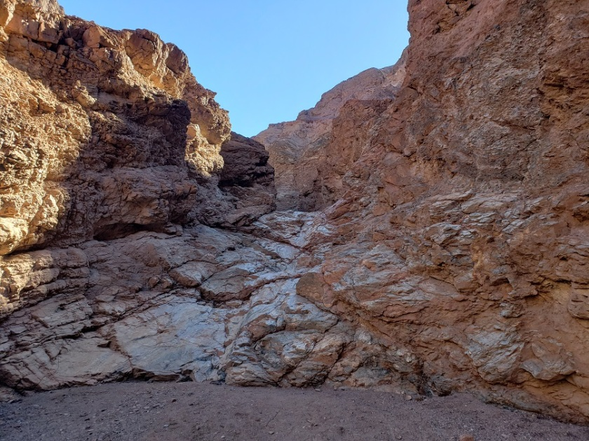 Natural Bridge Canyon, Death Valley National Park