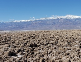 Badwater Basin, Death Valley National Park