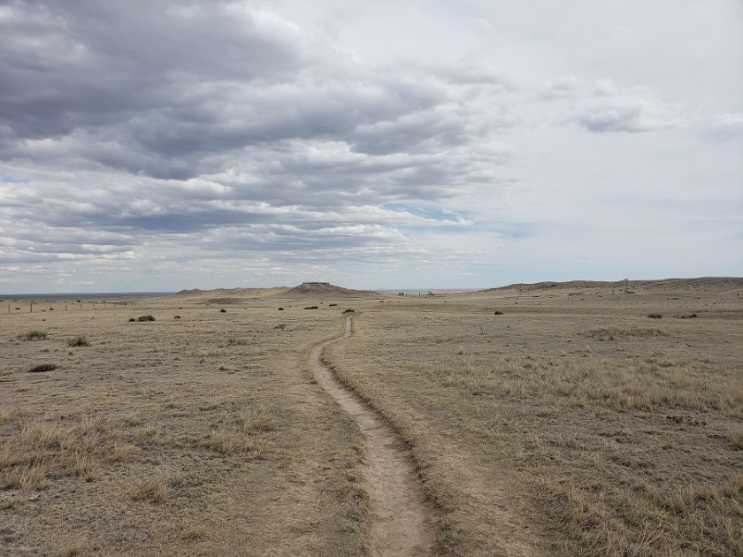 Pawnee Buttes, Colorado