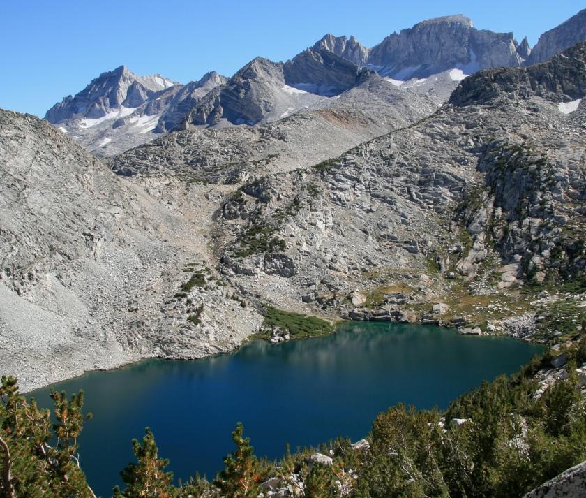 Ruby Lakes, Sierras, CA